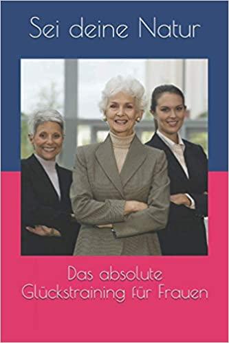 Poster das absolute Glückstraining für Frauen